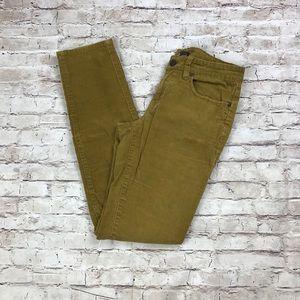PrAna Women's Corduroy Skinny Pants